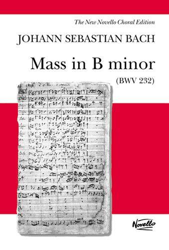 Mass in B minor (Full Score Complete Hybrid | J.W. Pepper ...